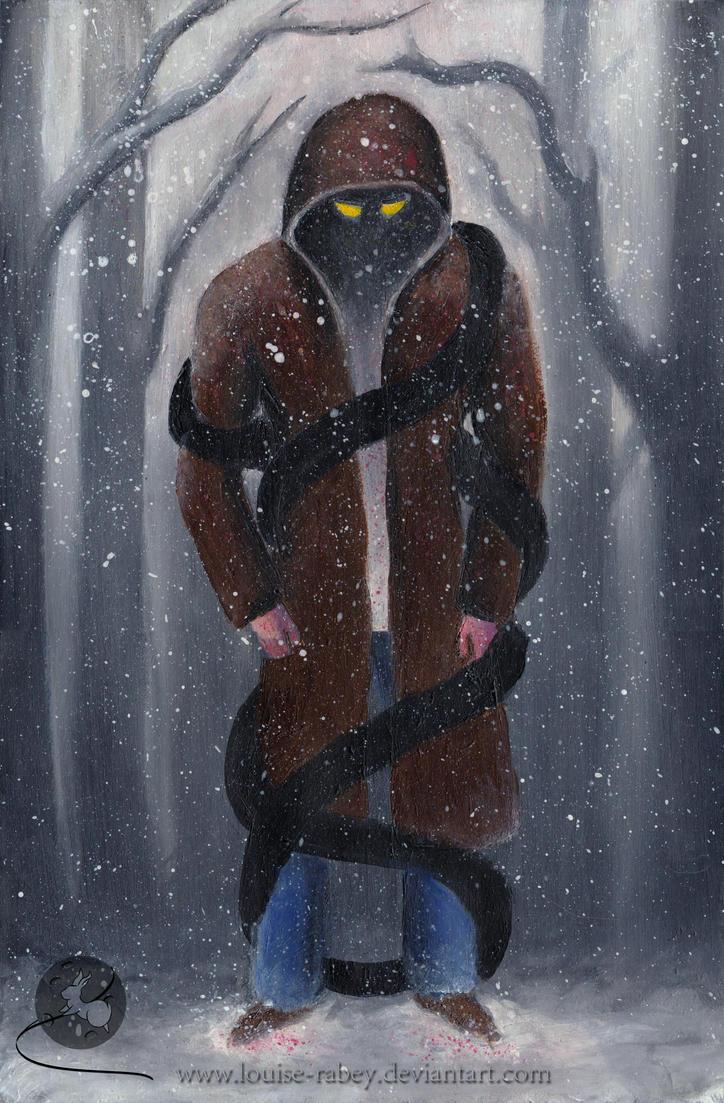 The Windwalker by louise-rabey