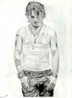 Johnny Depp by miserable-dreamer