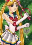 Super Sailor Moon - Carrying Time