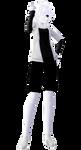 MMD model Cross!Chara - X-Event!Cross Chara [DL+]