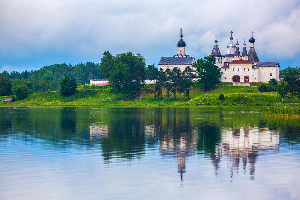 Ferapontov Monastery by olgaFI