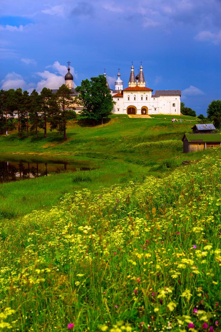 Monastery by olgaFI