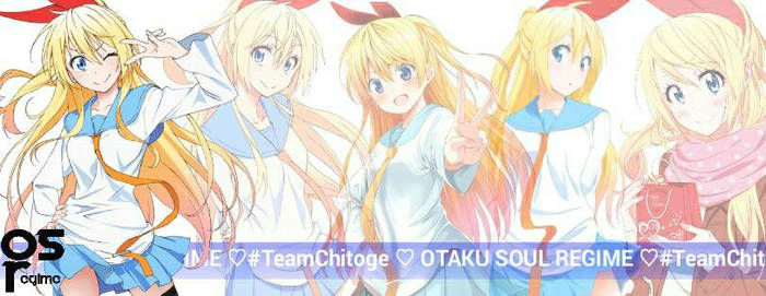 #TeamChitoge by soulregime
