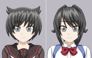 Ayano Old and New Design