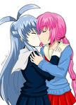 Mia Yoshie Kiss