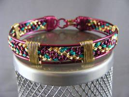 Gaara Bracelet, version 1 by lisagems