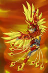 FlameBird: Playing With Fire