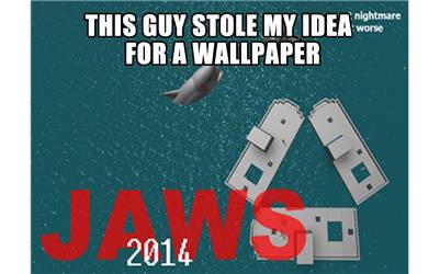 Jaws Rip-off by PutinPot