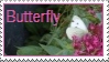 Butterfly stamp by thebluemaiden