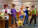 Pokemon cosplay minamicon