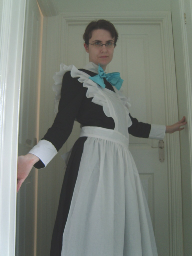 Victorian maid emma cosplay 2 by thebluemaiden ...  sc 1 st  DeviantArt & Victorian maid emma cosplay 2 by thebluemaiden on DeviantArt