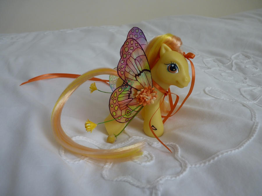 custom mlp summer glow 2 by thebluemaiden