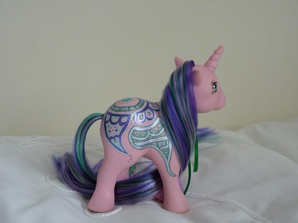 custom my little pony Airiza 2 by thebluemaiden