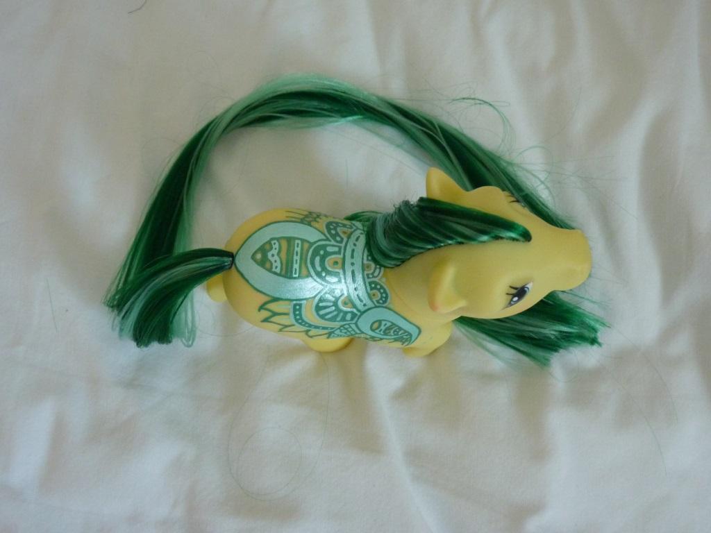 Custom my little pony Henna pony Halisa 1 by thebluemaiden