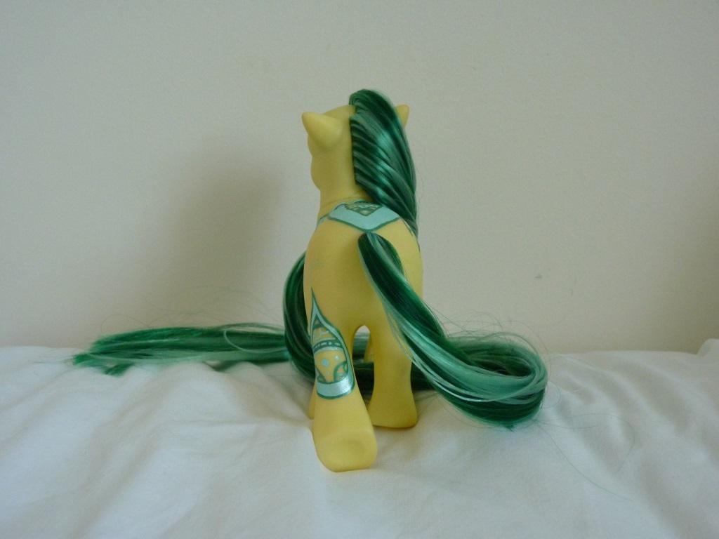 Custom my little pony Henna pony Halisa 4 by thebluemaiden