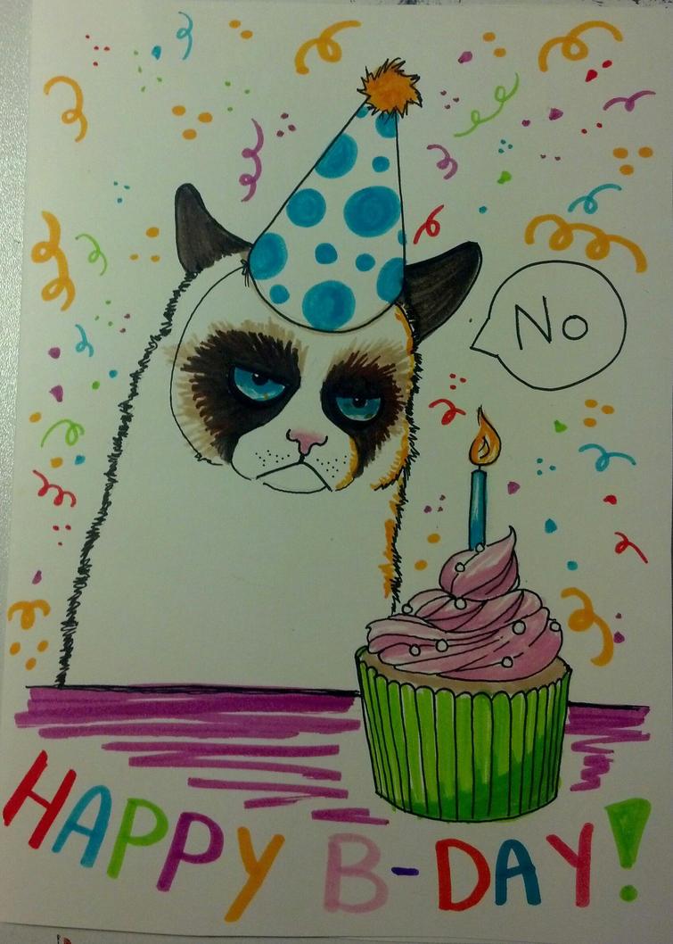 Крутые рисунки карандашом на день рождения