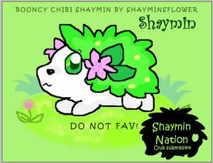 Bouncy Chibi Sheimi DO NOT FAV