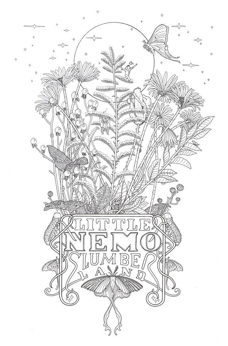 Little Nemo in Slumberland by RottenOak