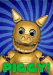 Piggy Poster!