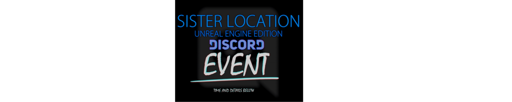 SLUE4 Discord EVENT!2 by ANGUs-GAMEs