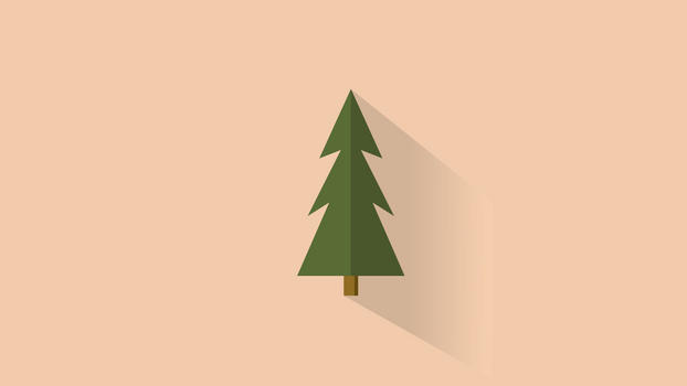 A Tree - VECTOR ART