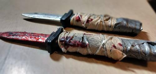 Custom Prop Knives
