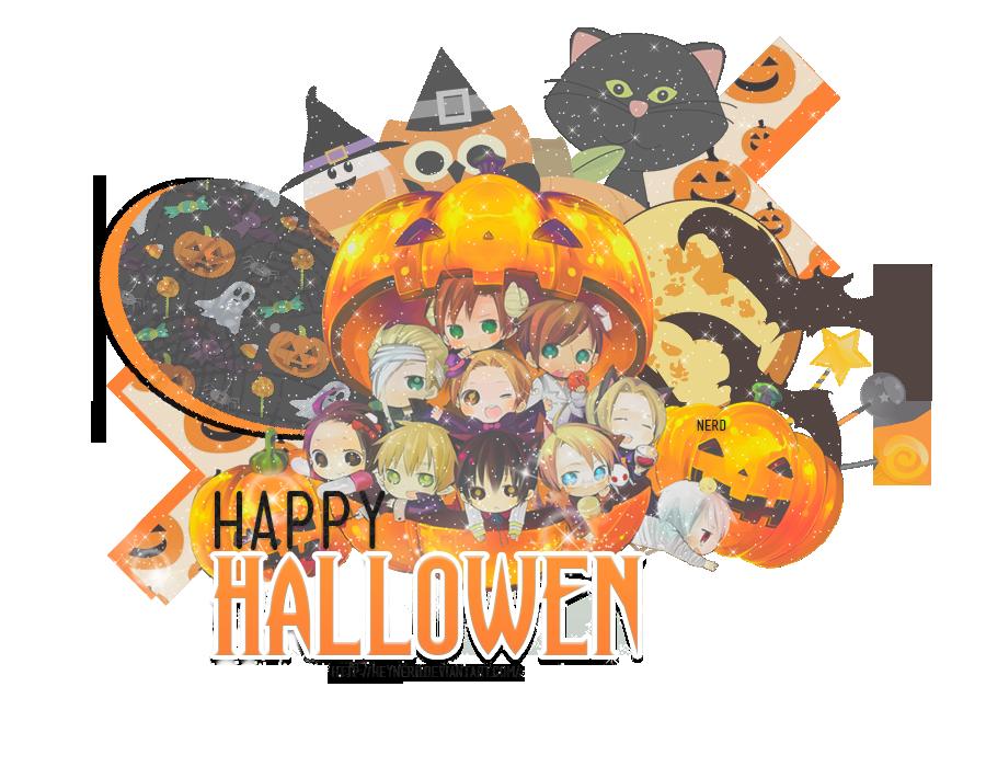 ID Hallowen 2015 Octubre by HeyNerd