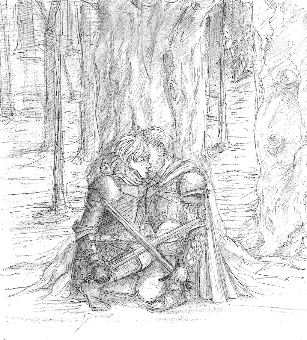 jaime lannister and brienne relationship help