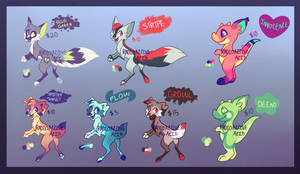 Adopt Batch 6/7 OPEN by Radioactive-Acid