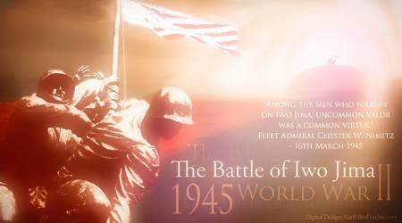 Battle of Iwo Jima -