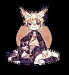 [Commission] Semi-Chibi