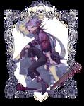 [Auction] The -Pink Death Mailman [CLOSE]