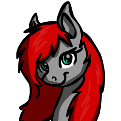 Pony headshot :PC: by Neyonic