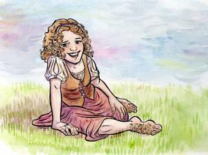 Anna Violet - Hobbit