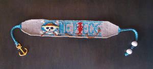 One Piece Bracelet by MariC217