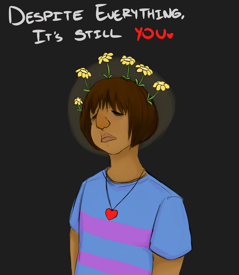 Despite Everything, Its Still You by Nekopheonix
