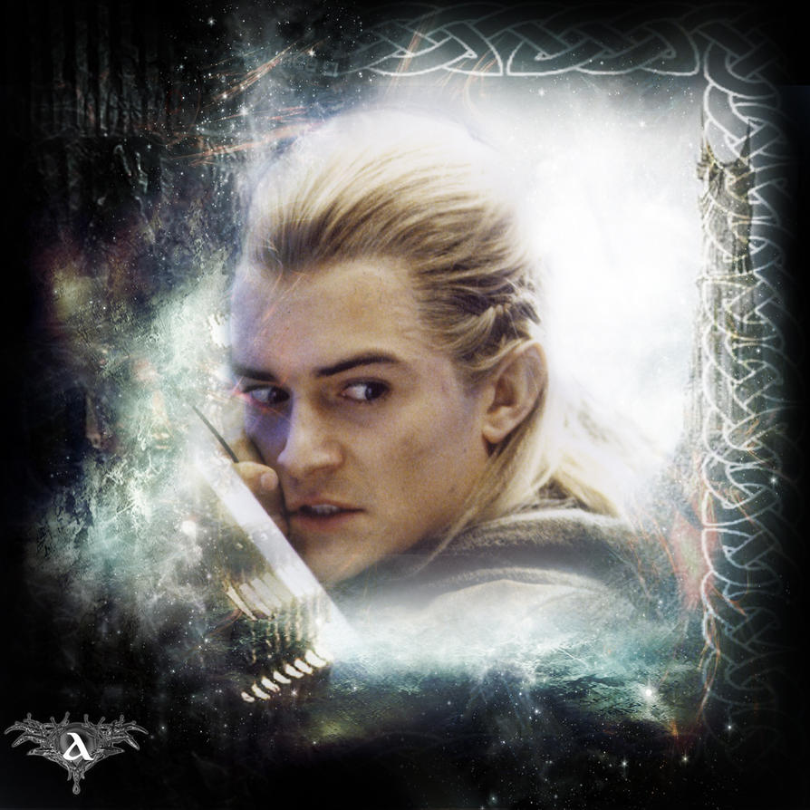 Legolas Wallpaper: Legolas Avatar By AdorindiL On DeviantArt