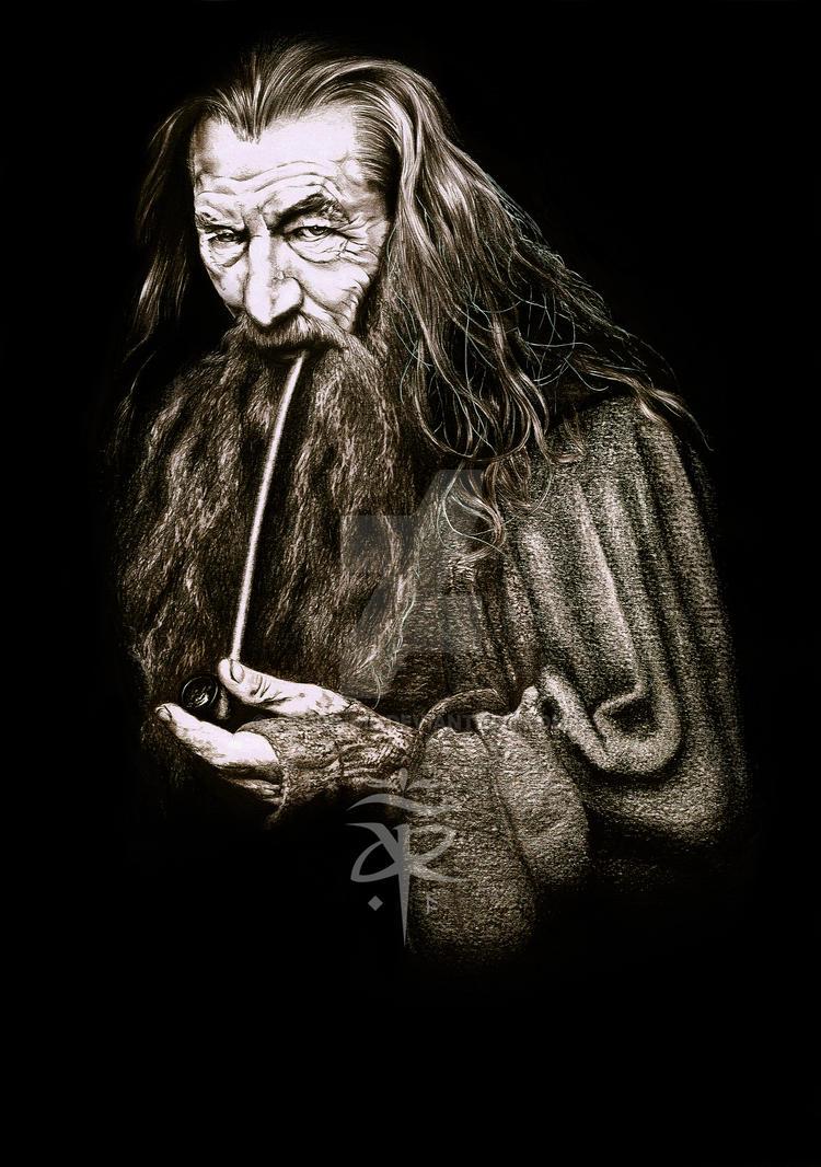 ~Gandalf~ by AdorindiL