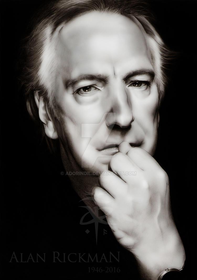 ~Alan Rickman...Always~ by AdorindiL