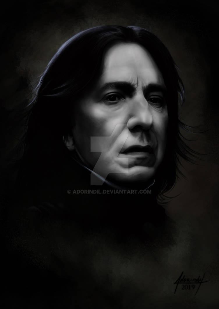 Severus... Please...