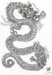 dragon_tattoo by alown