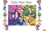 Tokyo Mew Mew Free Wallpaper