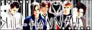 kill hannah - banner by maliciousfaerie