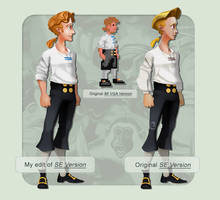 Guybrush SE edit by JINNdev