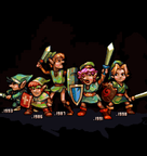 Legend of Link by JINNdev