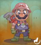 Mario, the Plumber