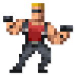 Day #16 - Duke Nukem