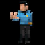 Day #26 - Mr. Spock