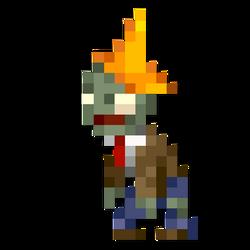 Day #53 - Conehead Zombie