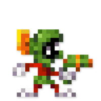 Day #56 - Marvin the Martian